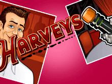 Игровой аппарат Harveys