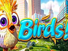 Игровой автомат Birds!