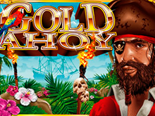 Игровой аппарат Gold Ahoy