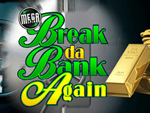 Игровой слот Mega Spins Break Da Bank