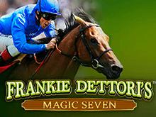 Игровой слот Frankie Dettori's Magic Seven