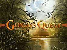 Играйте онлайн в Gonzo's Quest от Netent