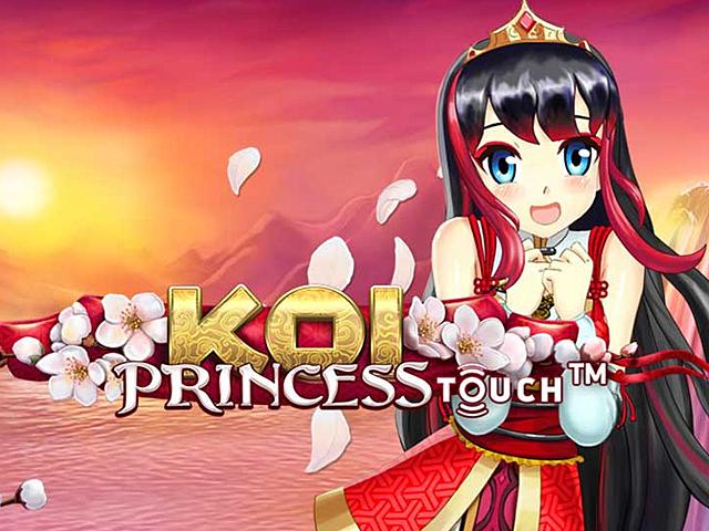 Автомат Koi Princess